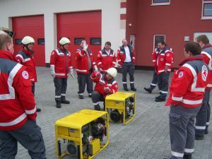 T+S-Ausbildung 2008