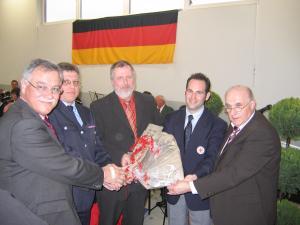 Schlüsselübergabe (2008)