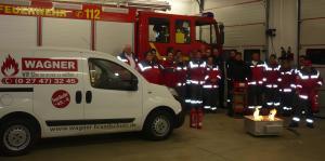 Brandschutz-Ausbildung 2011